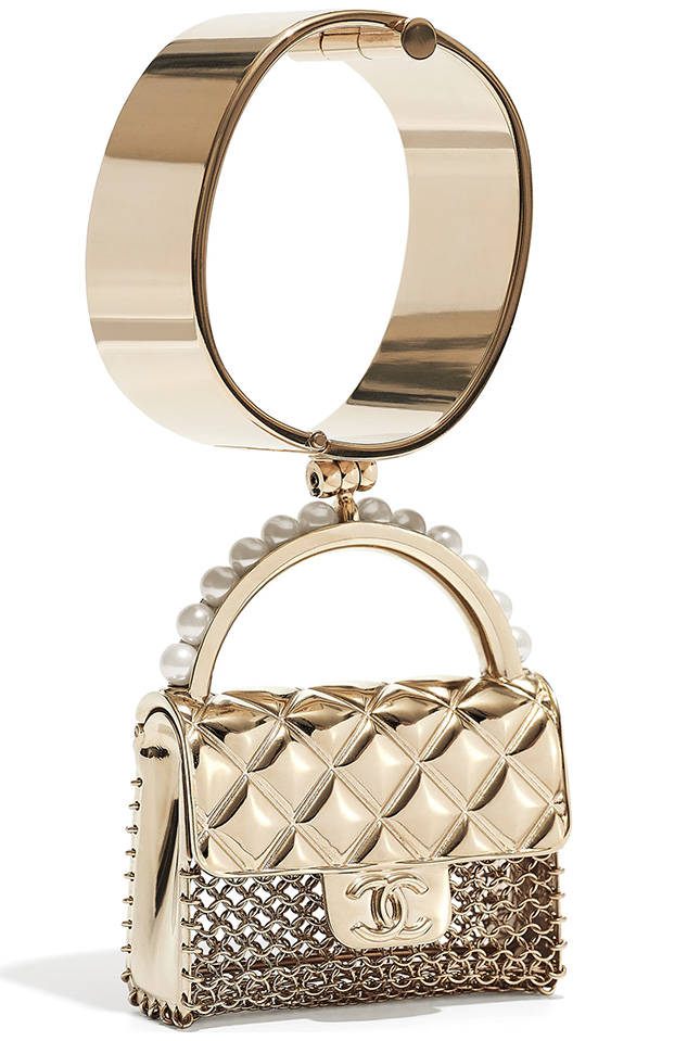 Chanel Micro Bag Accessories Collection