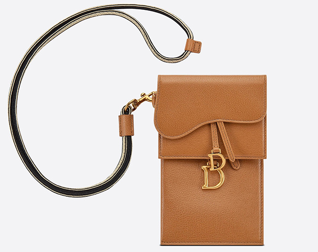 Dior Saddle Multifunction Pouch