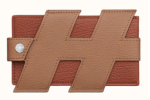 Hermes H Tag Card Holder thumb