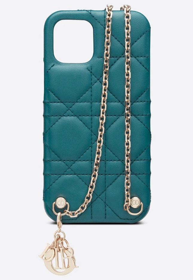Lady Dior iPhone Pro Max Cases