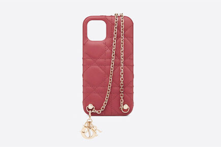 Lady Dior iPhone Pro Max Cases thumb