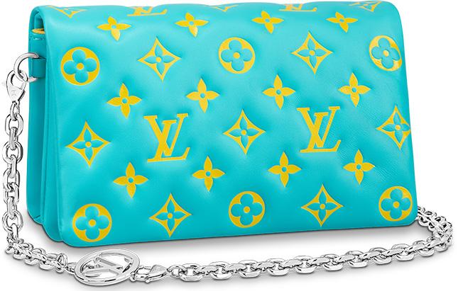Louis Vuitton Pochette Coussin