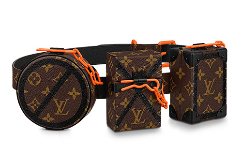 Louis Vuitton Trio Trunk Monogram Solar Ray thumb