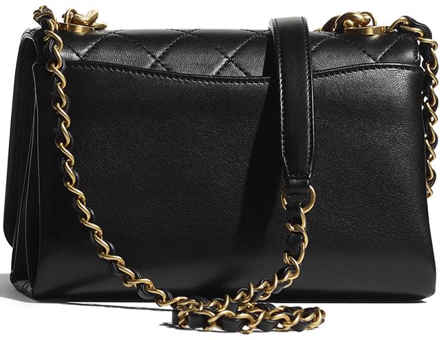 Chanel Pearl Boy Chain Bag