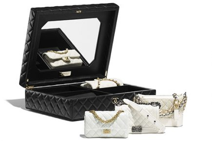Chanel Set Of Mini Bags From The Pre Fall Collection thumb
