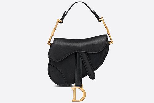 Dior Micro Saddle Bag thumb