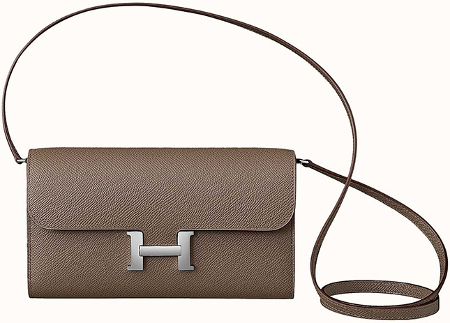 Hermes Constance Long To Go Wallet