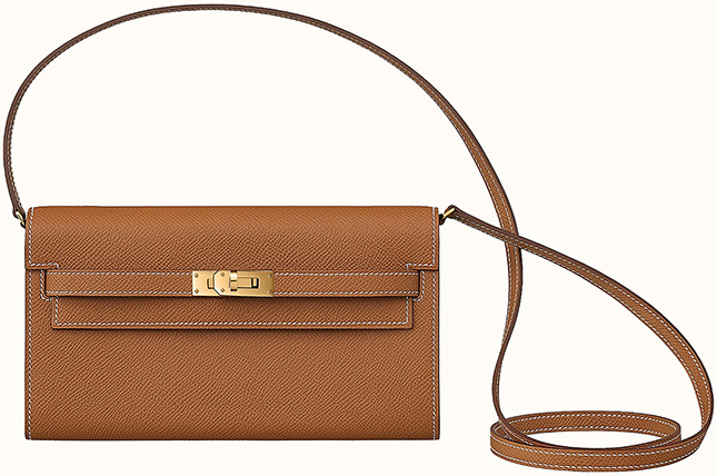 Hermes Kelly To Go Wallet