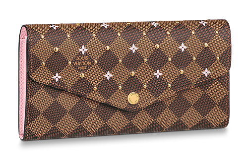 Louis Vuitton Damier Ebene Studs Special Accessories Collection thumb