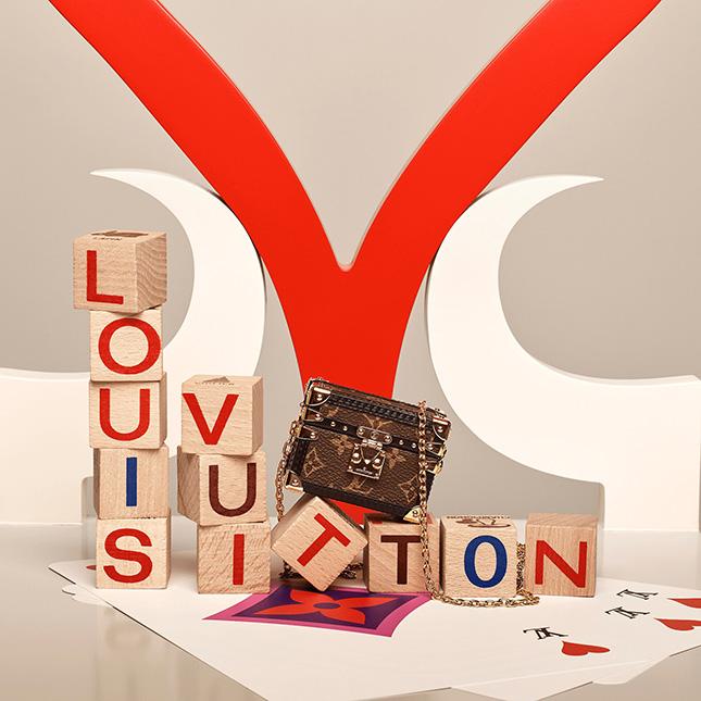 Louis Vuitton Earphone Trunk