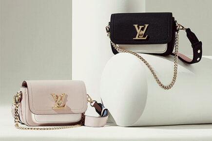 Louis Vuitton Lockme Tender Bag thumb