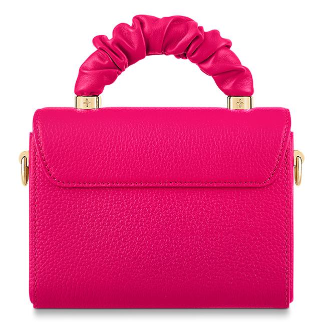 Louis Vuitton Scrunchie Twist Bag