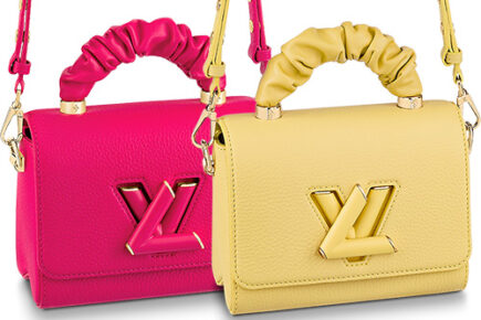 Louis Vuitton Scrunchie Twist Bag thumb
