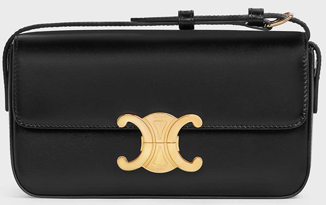Celine Triomphe Shoulder Bag