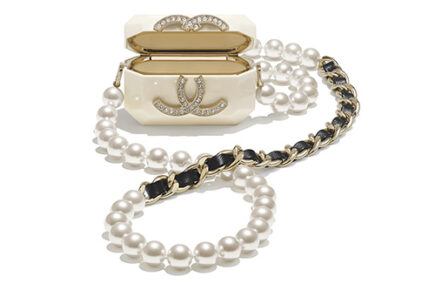 Chanel Airpods Pro Case Necklace thumb
