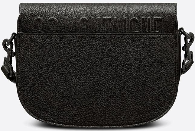 Dior Ultra Black Bobby Bag