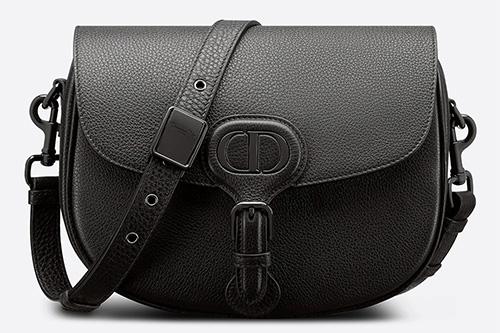 Dior Ultra Black Bobby Bag thumb