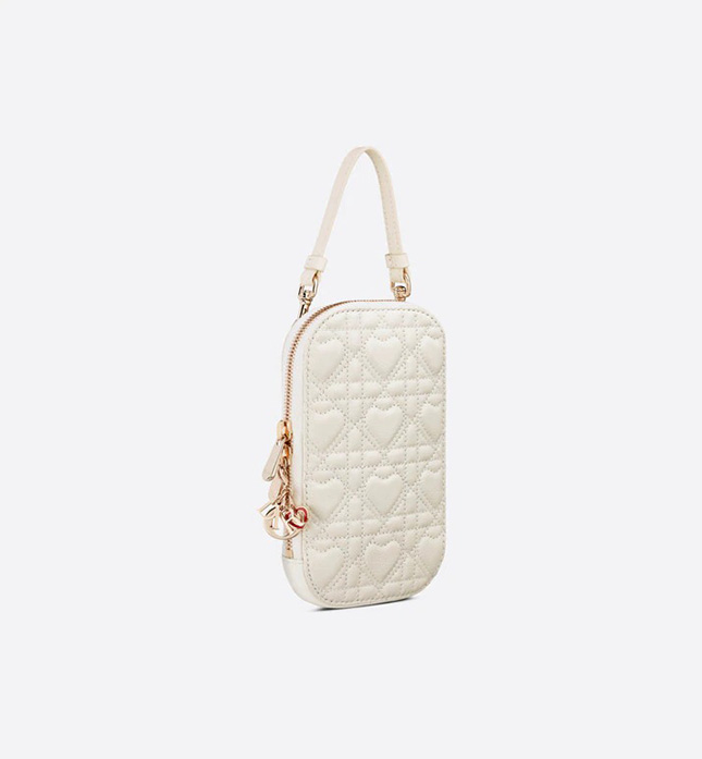 DiorAmour Lady Dior Phone Holder