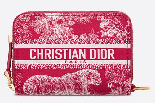 DiorTravel Detachable Card Holders thumb