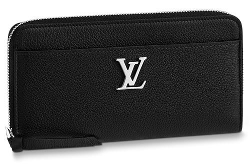 Louis Vuitton Lockme Zippy Wallet thumb