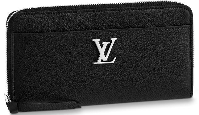 Louis Vuitton Lockme Zippy Wallet