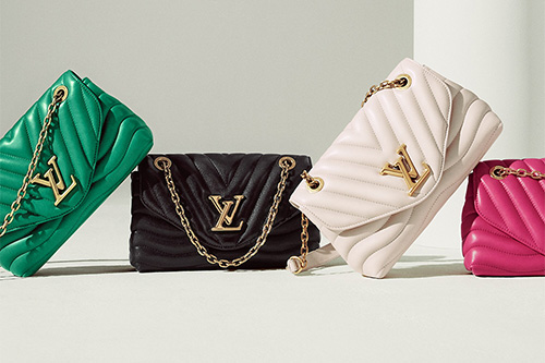 Louis Vuitton New Wave Chain Bag Revisited thumb