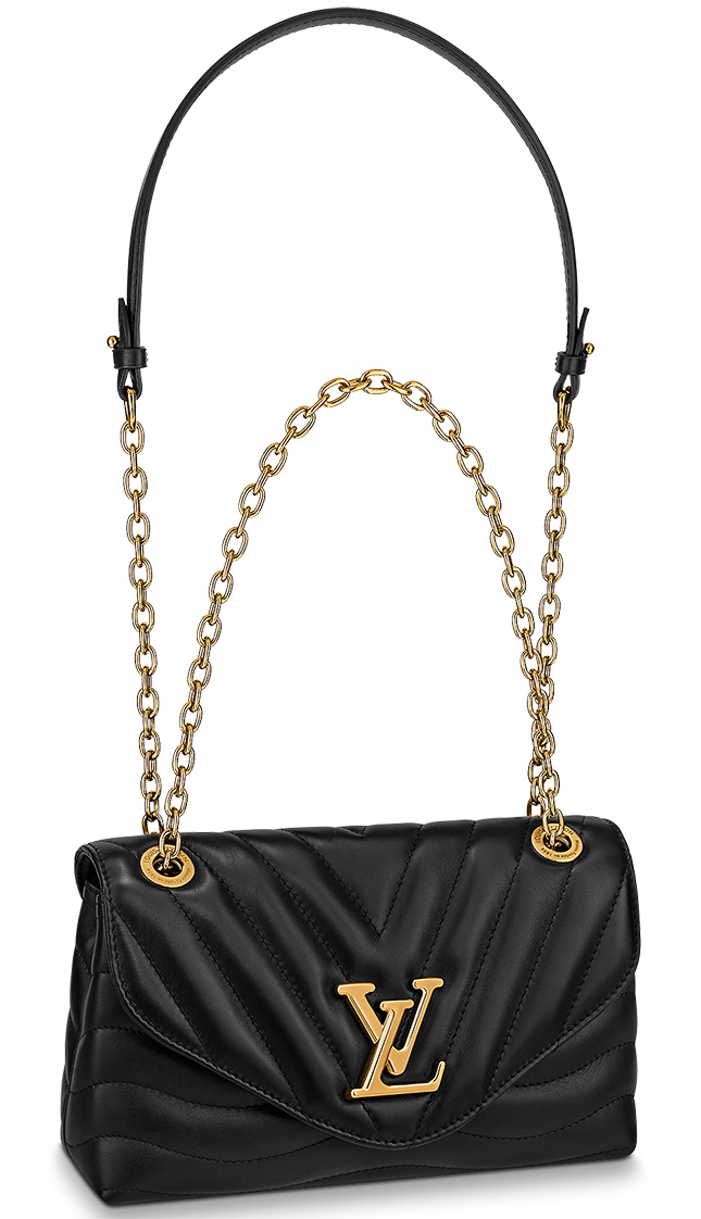 Louis Vuitton New Wave Chain Bag Revisited