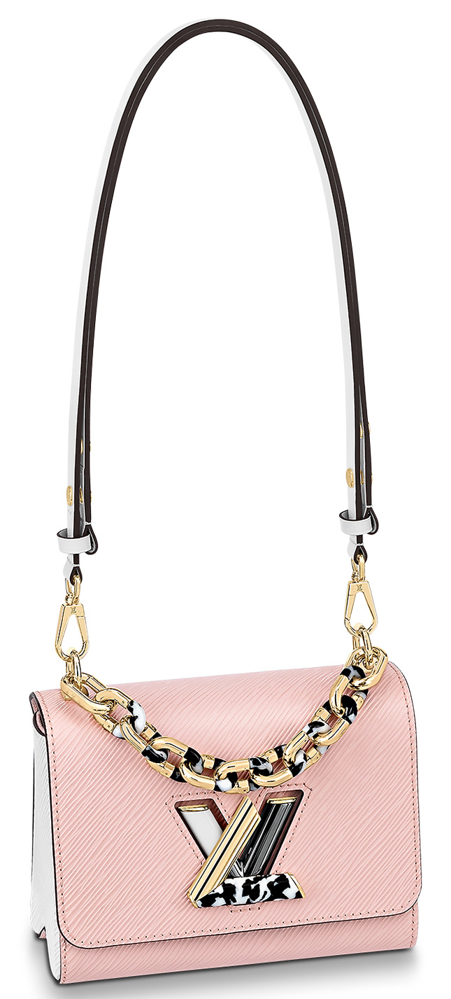 Louis Vuitton Tortoiseshell Twist Bag