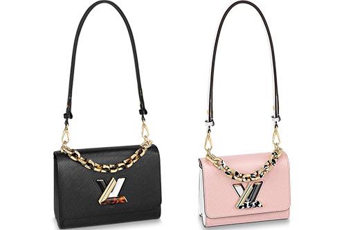 Louis Vuitton Tortoiseshell Twist Bag thumb