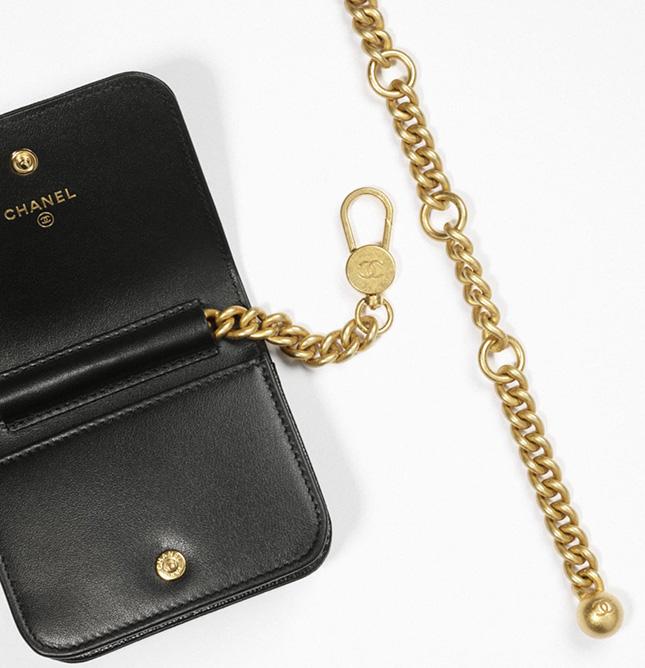Chanel Boy Belt Bag