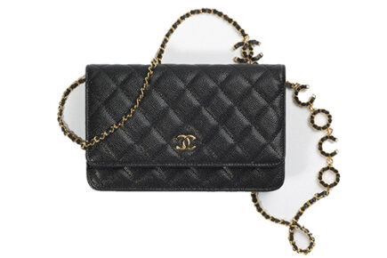 Chanel Coco CC WOC thumb