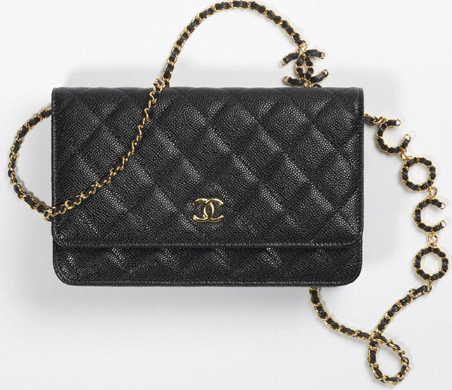Chanel Coco CC WOC
