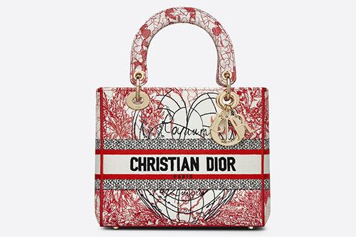 Dior D Royaume D'Amour Bag thumb