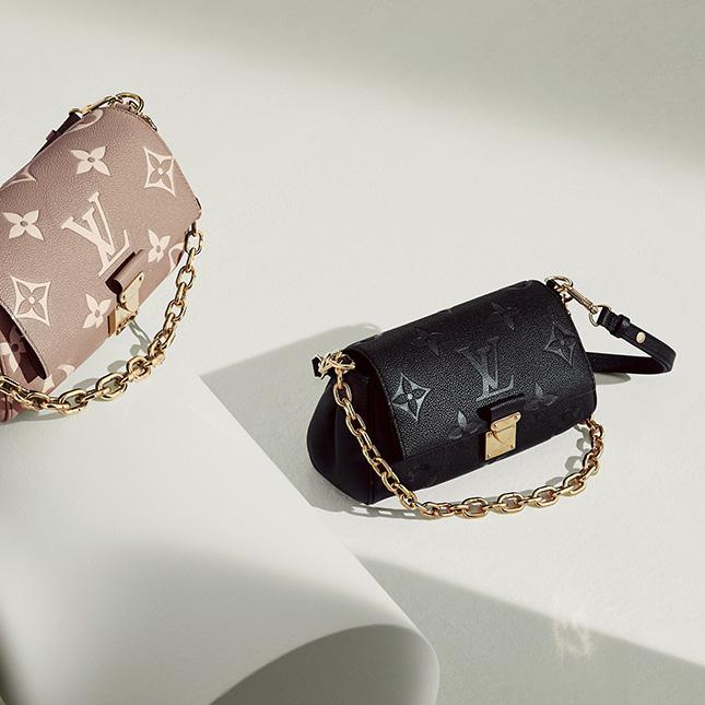Louis Vuitton Monogram Empreinte Favorite Bag