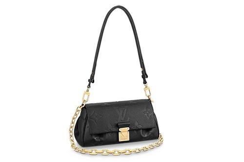 Louis Vuitton Monogram Empreinte Favorite Bag thumb