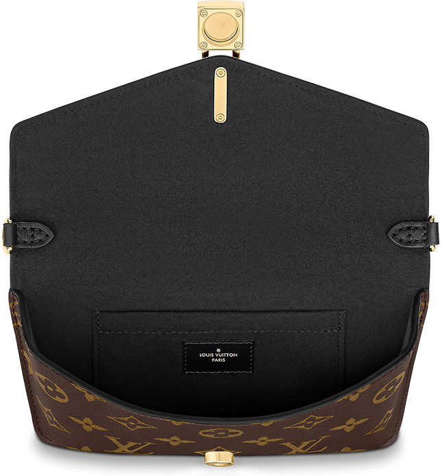 Louis Vuitton Padlock On Strap