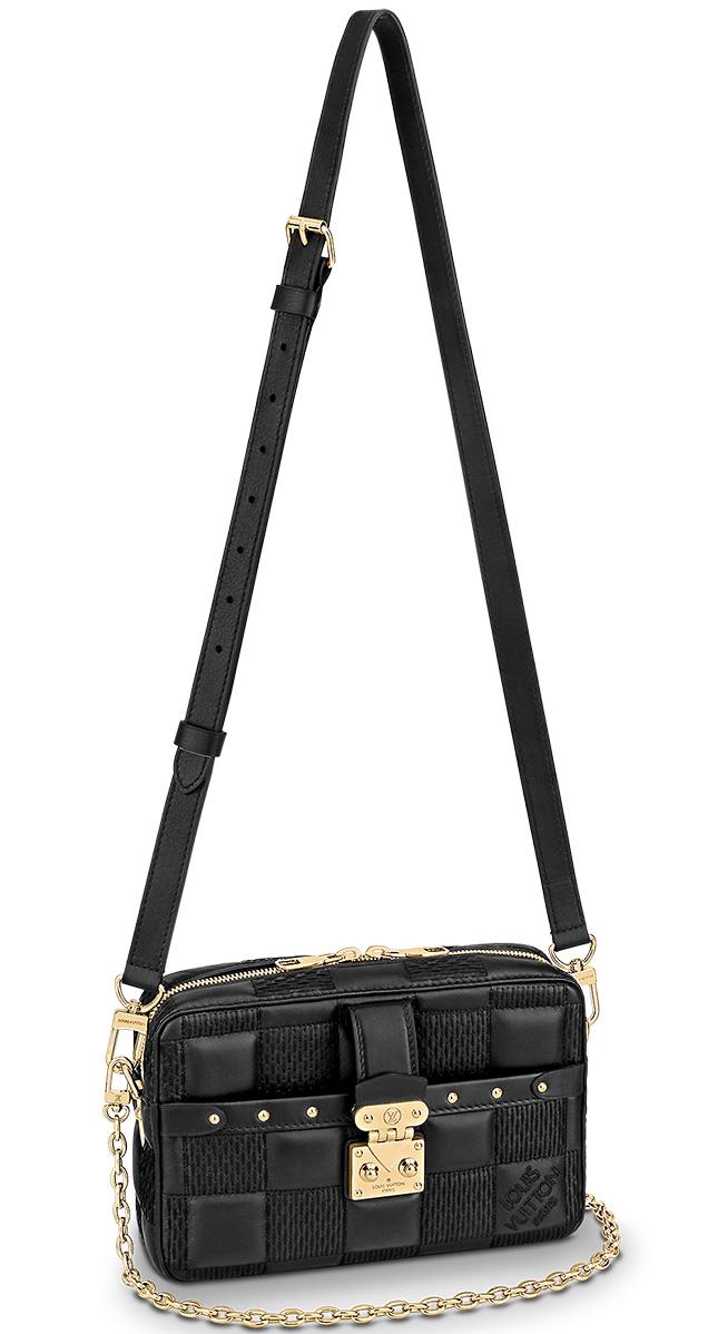 Louis Vuitton Troca Bag