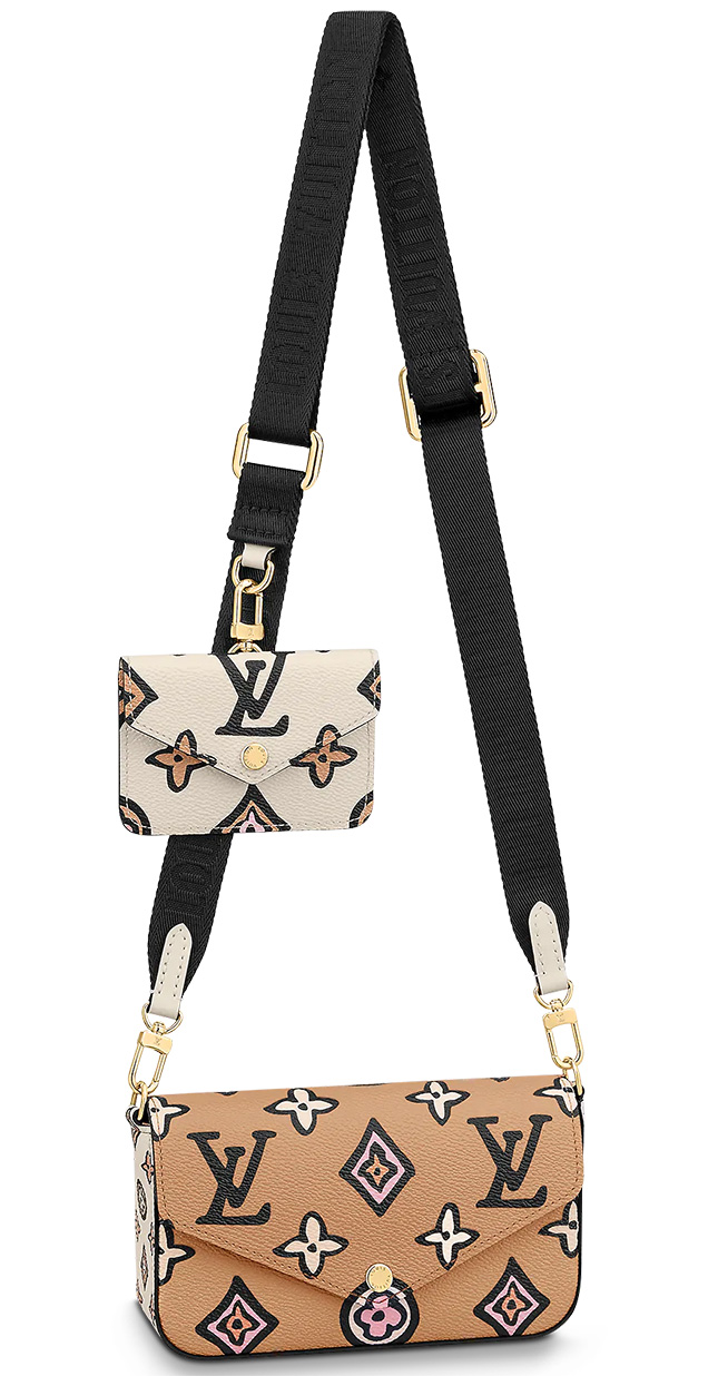 Louis Vuitton Wild At Heart Accessory Collection Part
