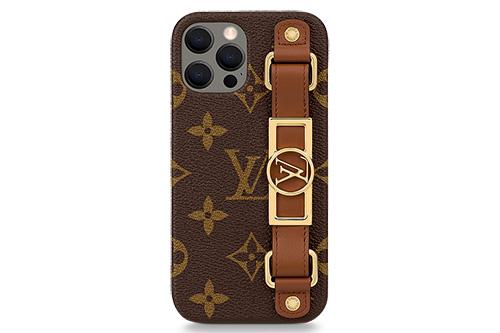 Louis Vuitton iPhone Dauphine iPhone Pro Bumper thumb