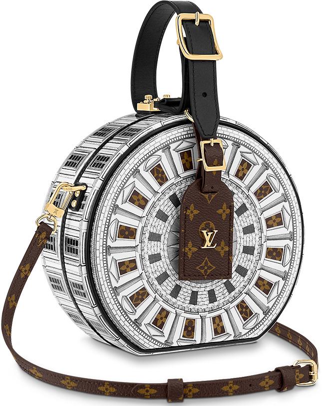 Louis Vuitton x Fornasetti Architettura Collection