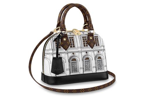 Louis Vuitton x Fornasetti Architettura Collection thumb