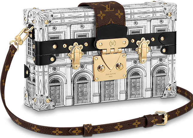 Louis Vuitton x Fornasetti Capsule Collection