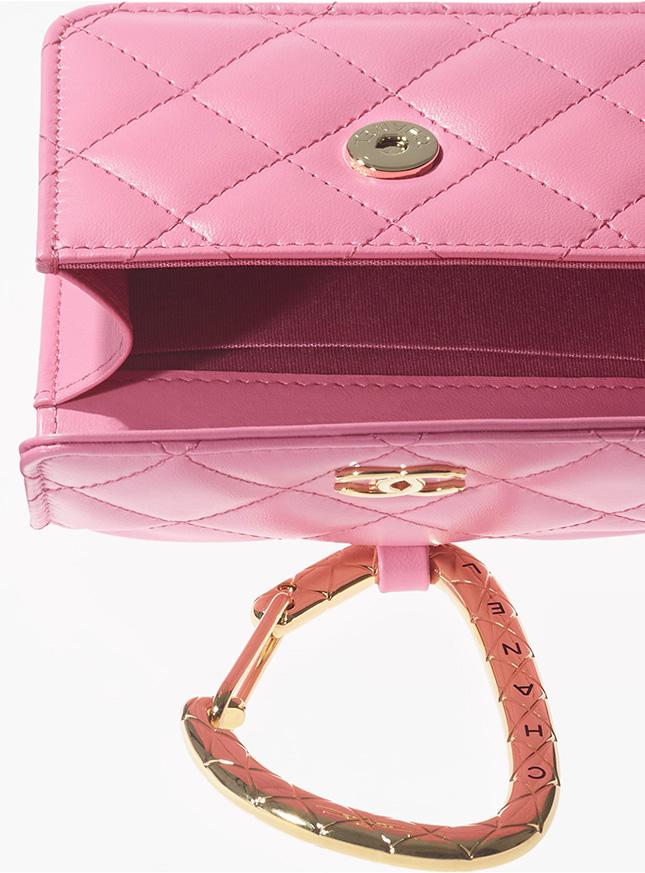Chanel Jewel Hook Card Holders