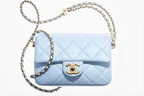Chanel Mini Flap Bag From The Fall Winter Collection thumb