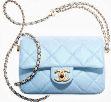 Chanel fall winter seasonal collection act