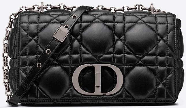 Dior Macro Cannage Caro Bag