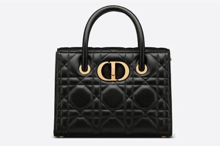 Dior Macro Cannage Honore Bag thumb