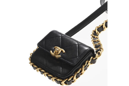 Chanel Large Chain Around Bag From Fall Winter Collection Act thumb