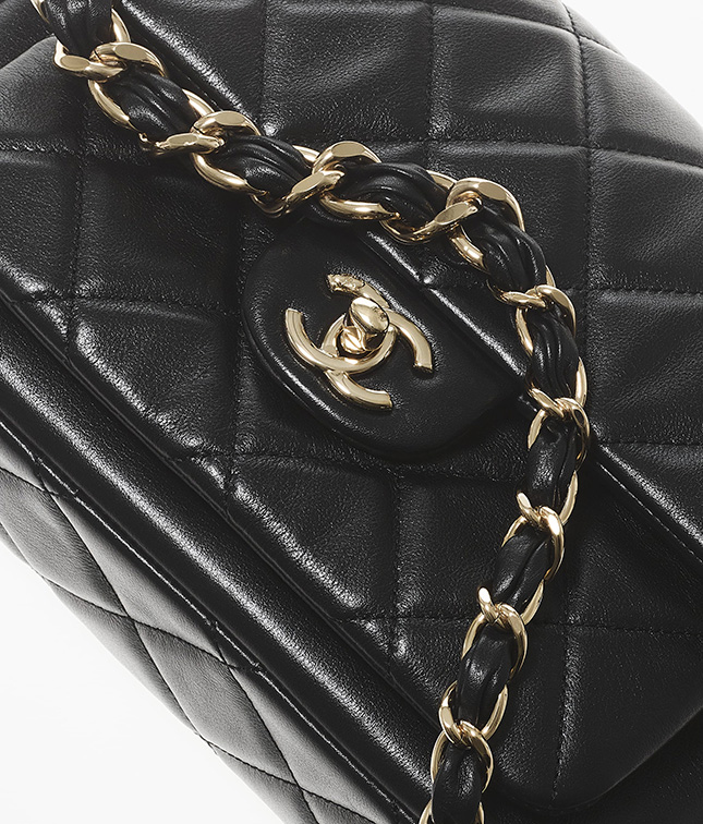 Chanel Seasonal Bag For Fall Winter Collection
