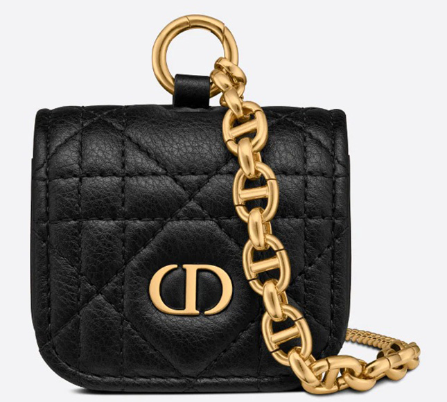 Dior Caro Necklace Case For Airpods Pro